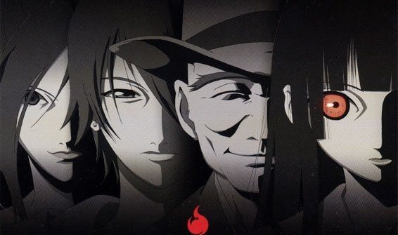 ai enma hell girl with squad