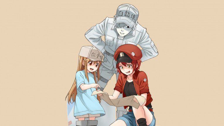 cells at work quotes
