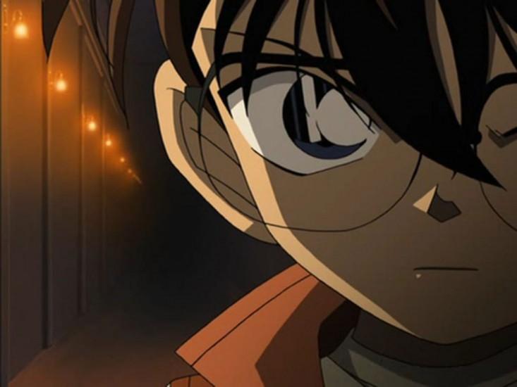 detective conan one eye