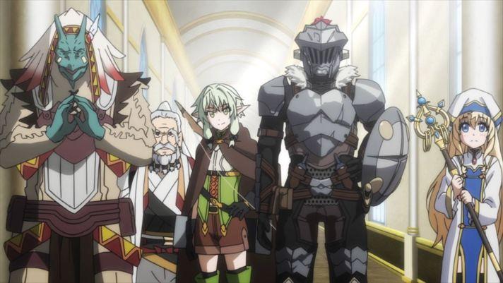 goblin slayer squad