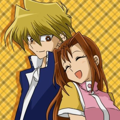 joey and serenity yugioh