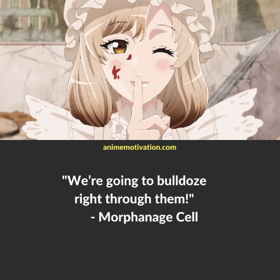 We're going to bulldoze right through them! - Macrophage Cell