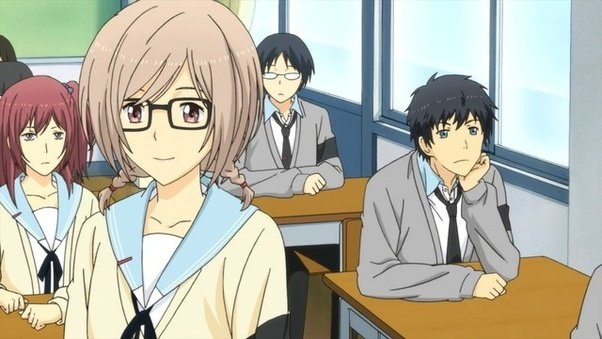 relife anime underrated