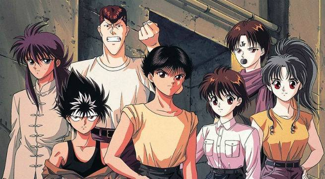 yu yu hakusho characters