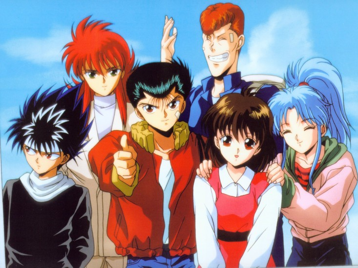 anime from the 90's