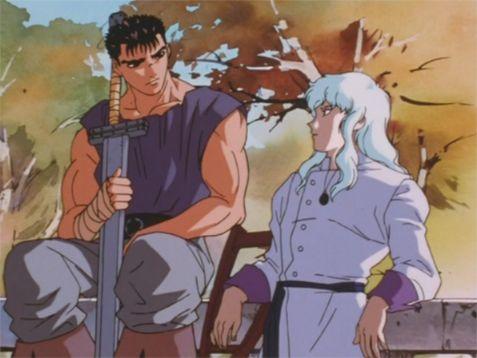 Berserk 1997 scene