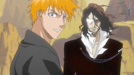 Bleach ichigo and zangetsu