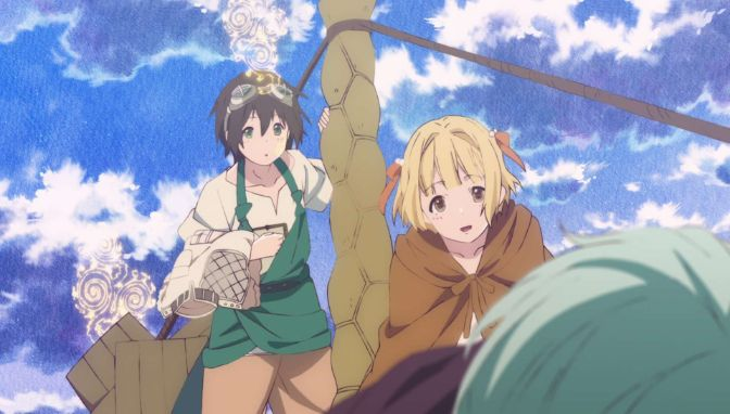 Children of the Whales 2017 anime