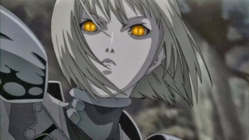 Claymore clare yoma