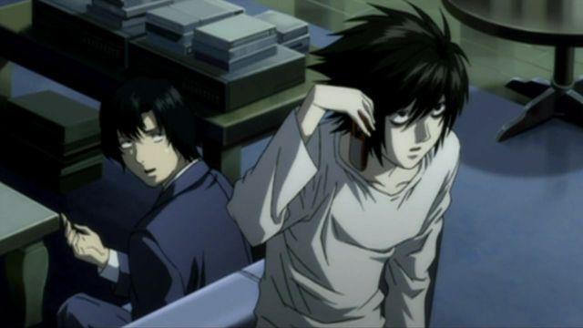 Death Note image l lawliet