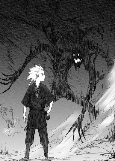 Demons And Strangers webtoons