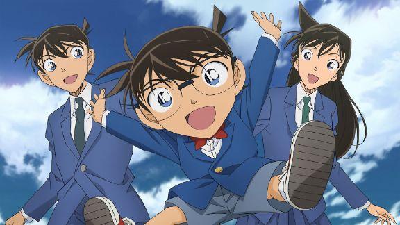 Detective Conan franchise protagonist