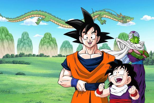 Dragon Ball Franchise characters art