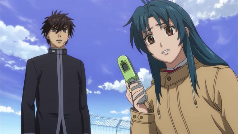 Full Metal Panic invisible victory episode 02 1