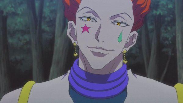 Hisoka Morow villain 1
