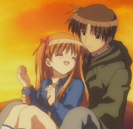 Kanon anime screenshot