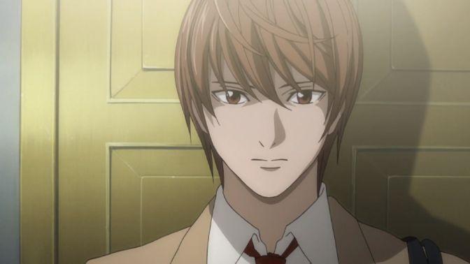 Light Yagami blank face 1