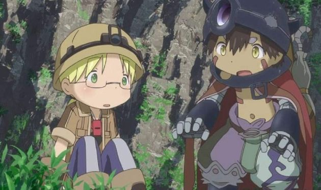 Made In Abyss riko robot