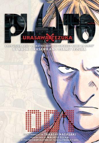Pluto manga volume 1