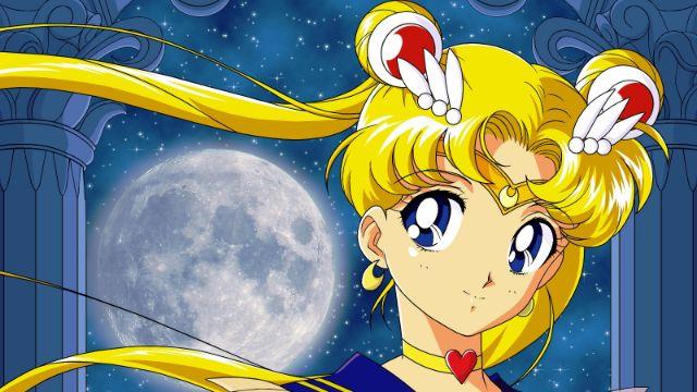 Sailor Moon princess serenity art