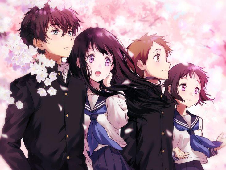 anime like Hyouka
