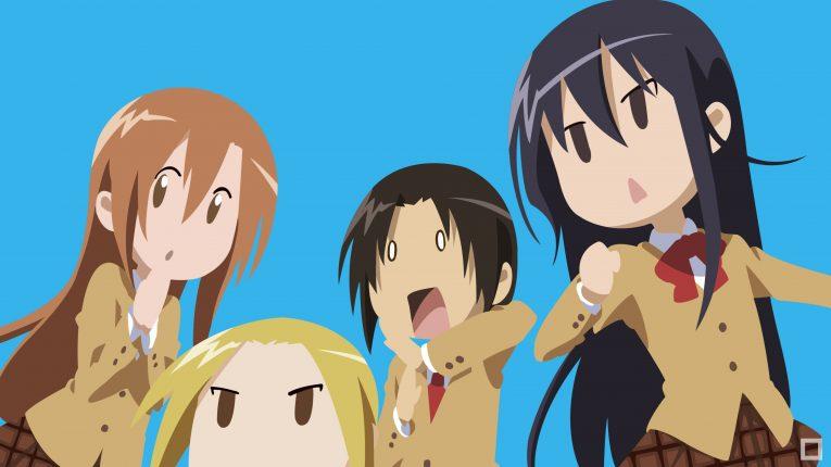 anime like seitokai yakuindomo