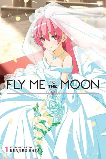 Fly Me to the Moon Manga Volume 1