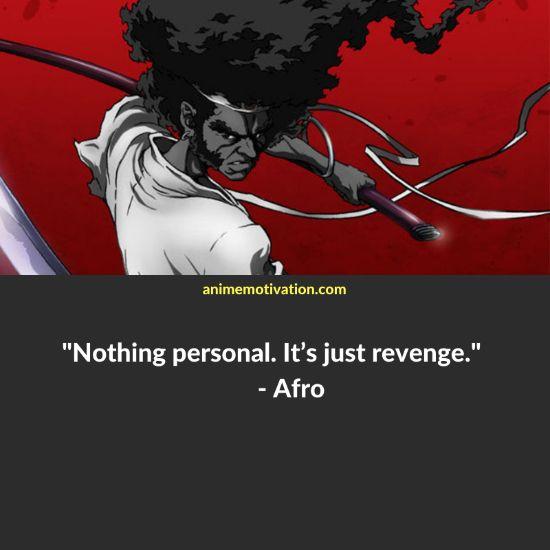 Afro quotes afro samurai 1