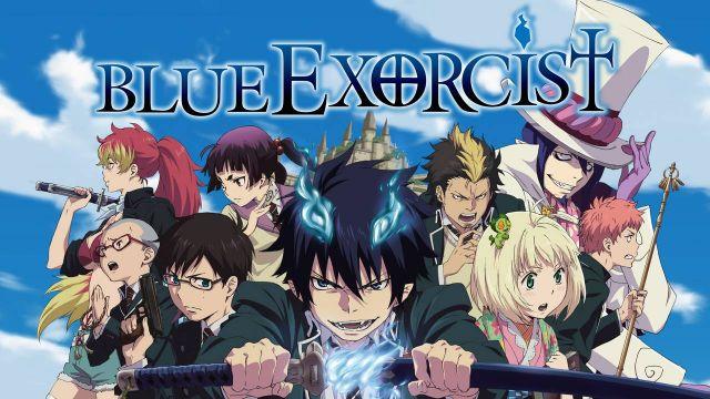 Blue Exorcist cover