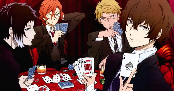 Bungou Stray Dogs suits