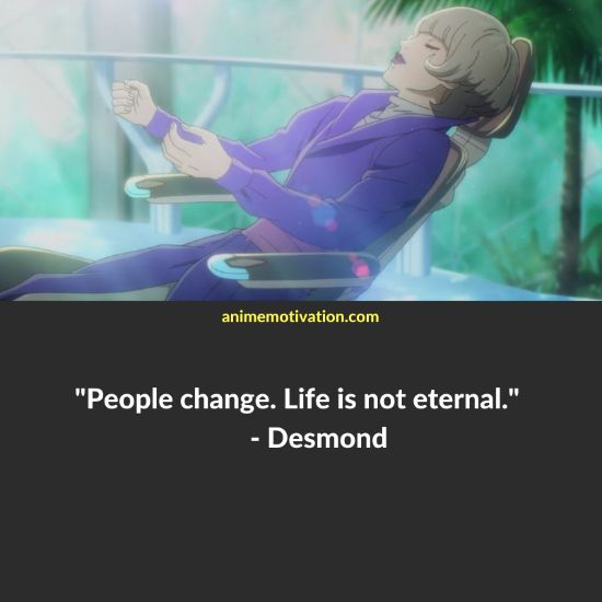Desmond quotes carole and tuesday 3