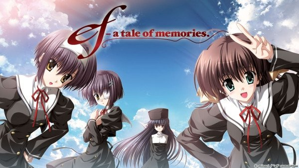Ef A Tale Of Memories cover