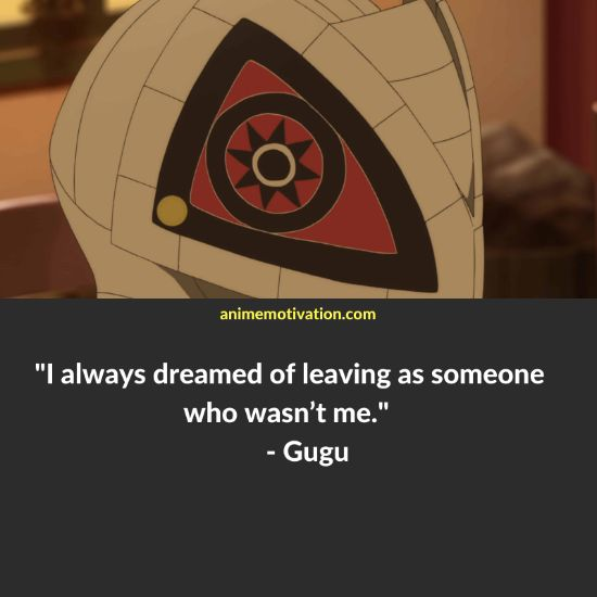 Gugu quotes to your eternity 1