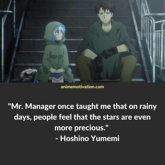Hoshino Yumemi quotes planetarian 11