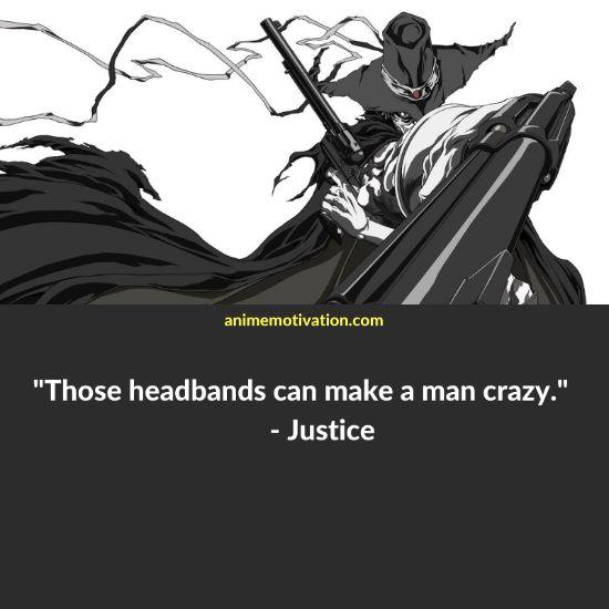 Justice quotes afro samurai 2