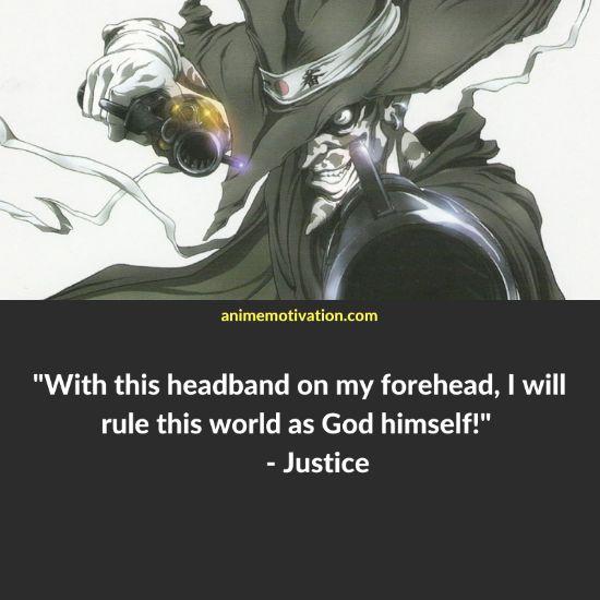 Justice quotes afro samurai 3