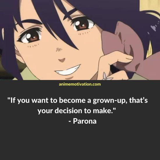 Parona quotes to your eternity 2