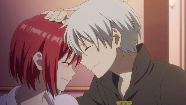 Shirayuki hime shirayuki and zen wholesome