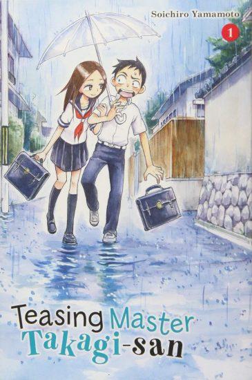 Teasing Master Takagi san manga