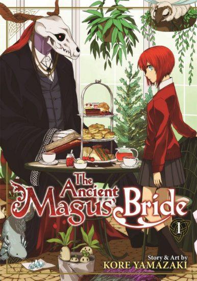 The Ancient Magus Bride manga