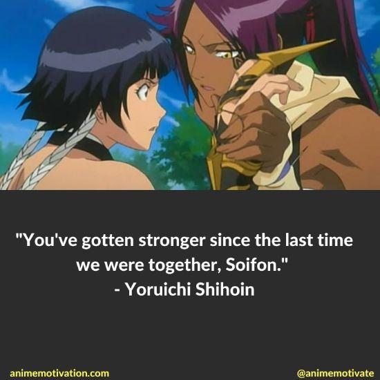 Yoruichi shihoin quotes bleach 1