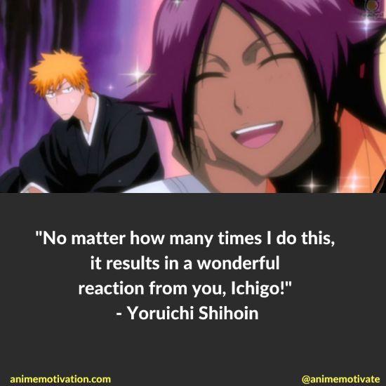 Yoruichi shihoin quotes bleach 5