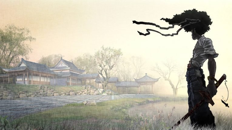 Afro Samurai Wallpaper