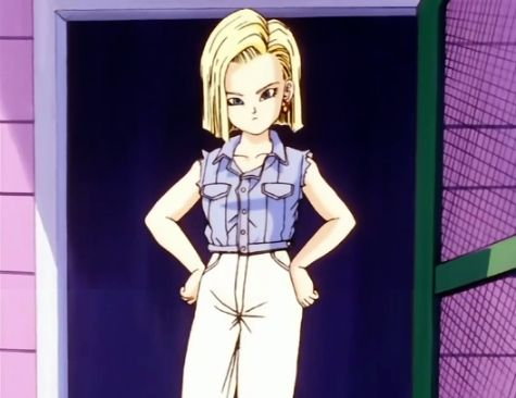 android 18 dbz 1