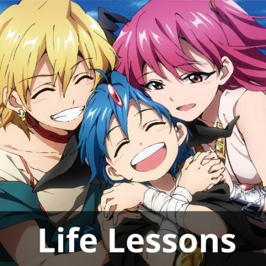 animemotivation life lessons