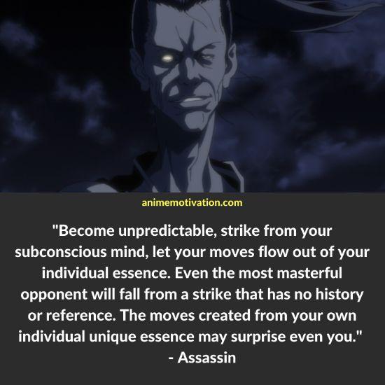 assassin quotes afro samurai