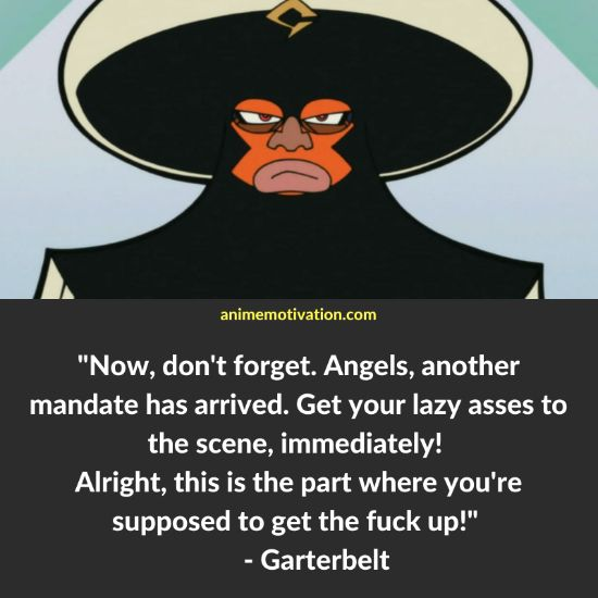 garterbelt quotes panty and stocking 2