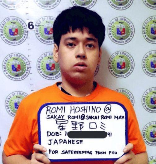 mangamura arrest