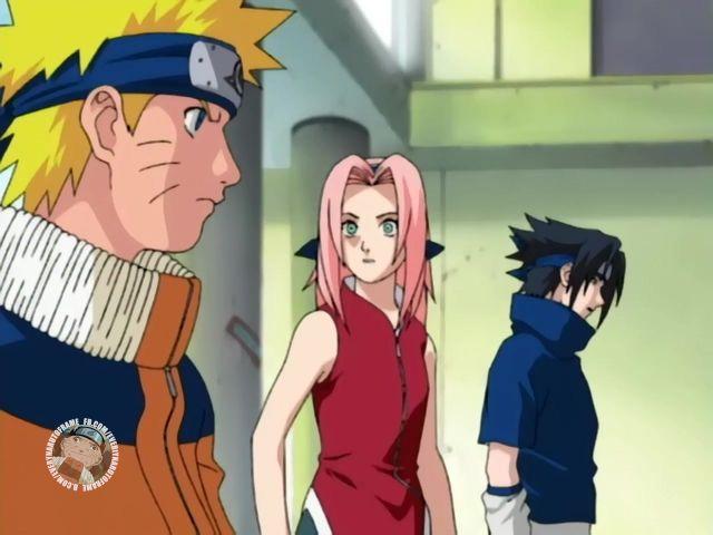 naruto sakura sasuke 2002