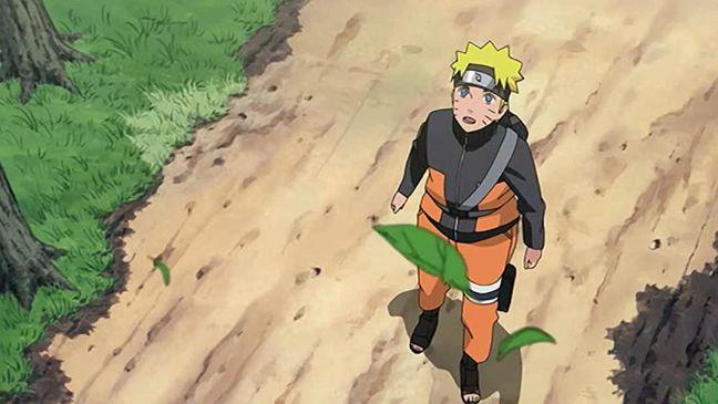 naruto uzumaki leaf